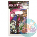 Пакетики Monster High, 23 х 16см, 8шт