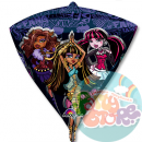 Шарик Monster High Алмаз, 44см